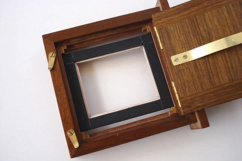 dslide3.jpg & Contemporary Daguerreotypes » Topic: Mounting sensitized plates in a ...
