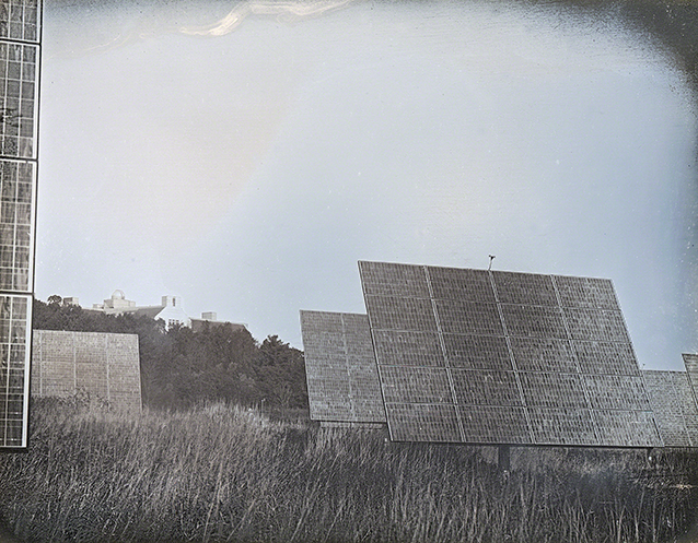 Solar Array, Middlebury College