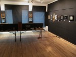 Gallery space and display cabinets